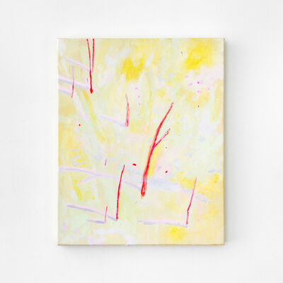 Josiane Lanthier, 'Étude couleur ton', 2021