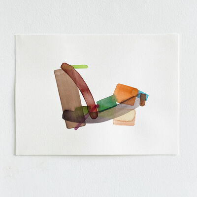 Henrik Eiben, 'De dentro', 2020