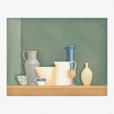 William Bailey, 'Umbria Verde', 1996