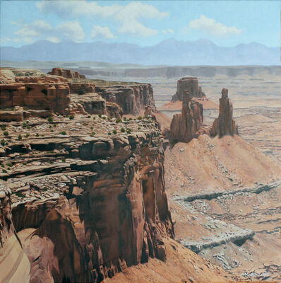 Garrett Middaugh, 'Canyonlands, Utah I'