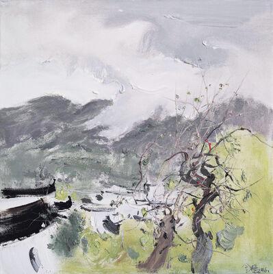Jin Jie 金捷, 'Mountains and Clouds', 2016