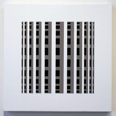 Susie Rosmarin, 'White Gray Black #454', 2013