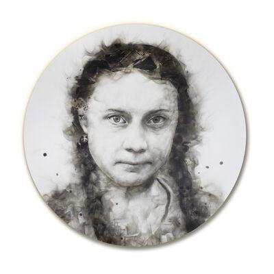 Steven Spazuk, 'Greta Portrait', 2020