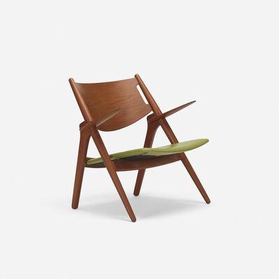 Hans Jørgensen Wegner, 'Sawbuck chair', 1951