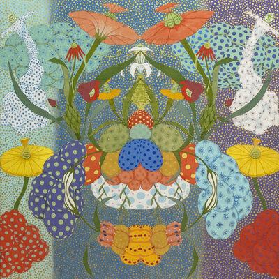 Mari Ito, 'Rainbow Blue Purple', 2018
