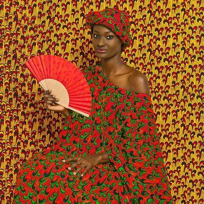 Omar Victor Diop, 'Aminata', 2013