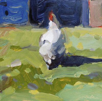 Kanna Aoki, 'Chicken Sashay', 2018