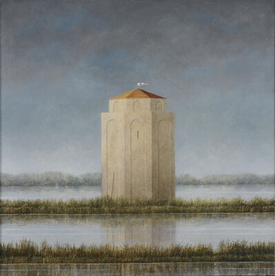 Ana Kapor, 'The Watchtower', 2019