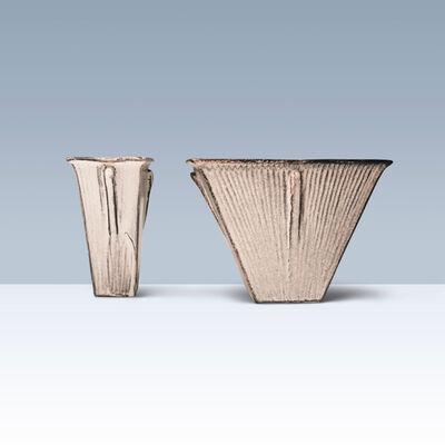 Svend Hammershøi, 'Pair of earthenware vases', 1926-1939