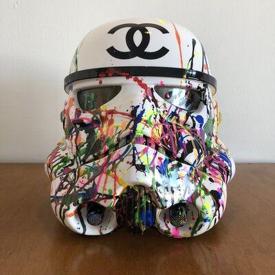 Auguste, 'Stormtrooper Chanel Addict Special Edition Miami', 2018
