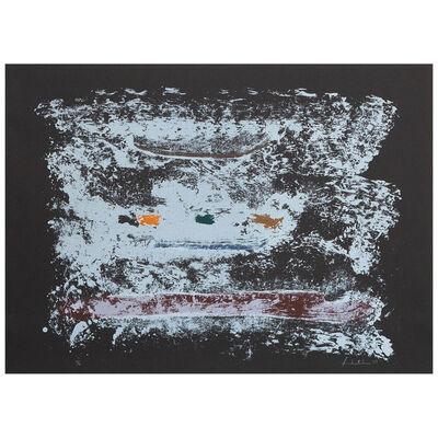 Helen Frankenthaler, 'Un Poco Mas', 1987