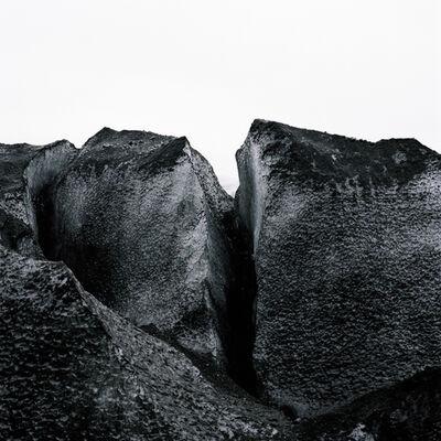 Nina Röder, 'gletscherritze', 2014