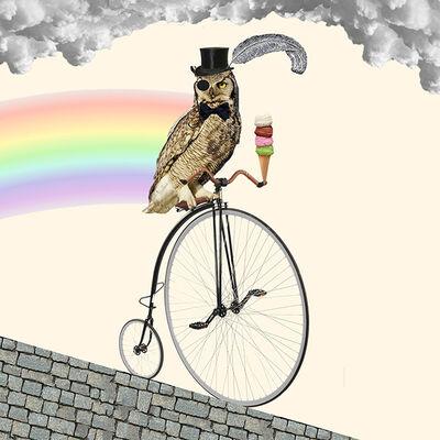 Julia McLaurin, 'Hoity Toity Owl', 2019