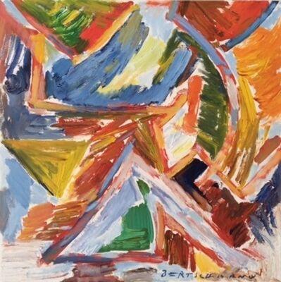 Harry Bertschmann, 'Abstract No. 2', ca. 1980