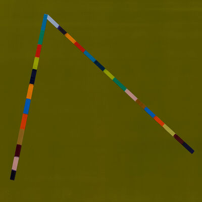 Kathy Cantwell, 'Walking Line 46', ca. 2018