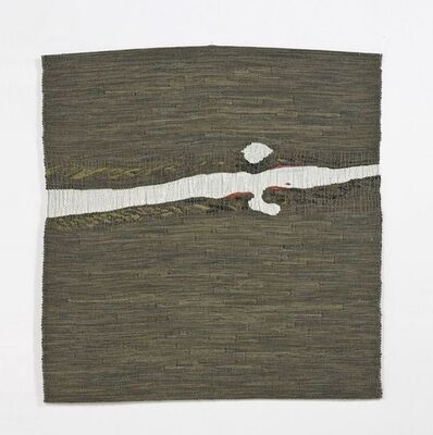 Simone Prouvé, 'Untitled (01.10.91), Woven Hanging Tapestry', 1991