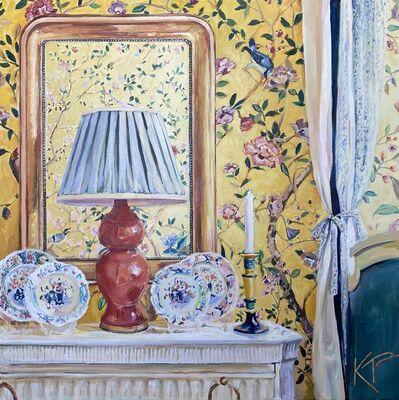Kelly Pelfrey, 'Golden Garden ', 2021