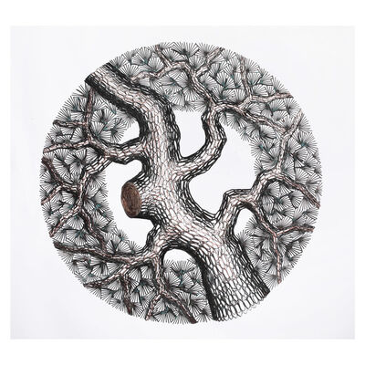 Gilrae LEE, 'New Pine Tree-4 ', 2018