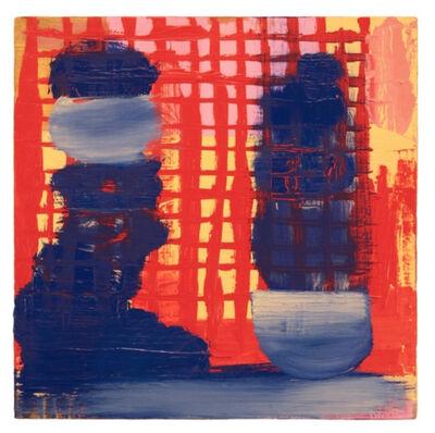 Heidi Pollard, 'Blue Piles', 2017