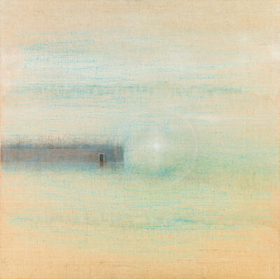 Eduard Angeli, 'The Dog's Island in Fog', 2015
