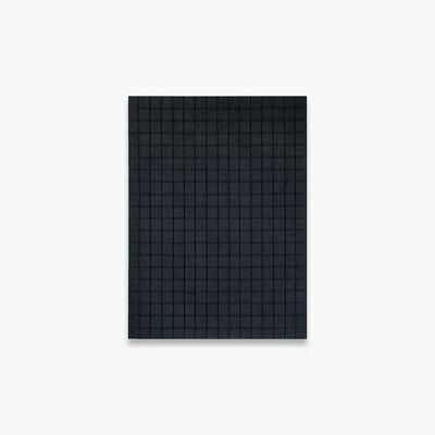 Nicole Patel, 'Black Sand Grid ', 2018