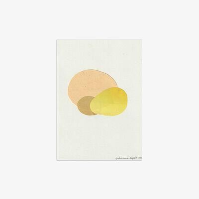 Johanna Tagada, 'Etude du Jaune 18', 2018