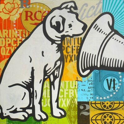 Johnny Taylor, 'His Master's Voice #2', 2015