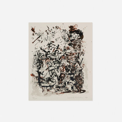 Cecily Brown, 'Study After an Election by William Hogarth', 2004