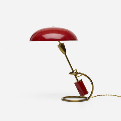 Angelo Lelii, 'Scrittoio table lamp', c. 1945
