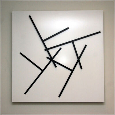 Willem van Weeghel, 'Dynamic Structure #26417', 2017