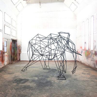 Ben Blanc, 'Elephant', 2011