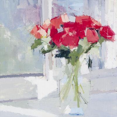 Lisa Breslow, 'Morning Flowers ', 2017