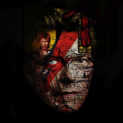 Bruno Timmermans, 'Bowie +', 2011