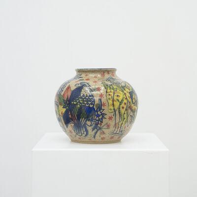 Adam Shrewsbury, 'Ace of clubs vase', 2020