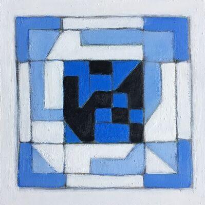 Susan O'Doherty, 'Blue Link #2', 2018