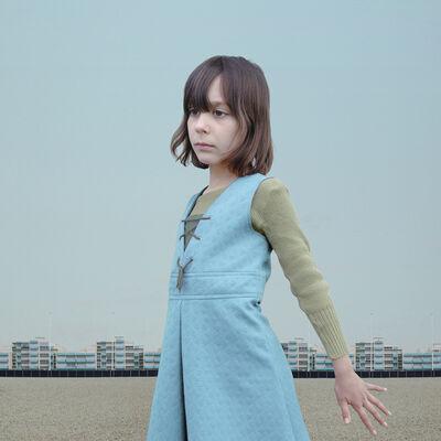 Loretta Lux, 'The Blue Dress', 2001