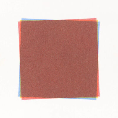 Nicole Phungrasamee Fein, '21.04.08.01 Pyrrol Red Cadmium Yellow Deep Hue Cobalt Blue ', 2021