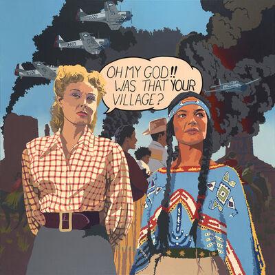 Billy Schenck, 'Oh My God', 2020