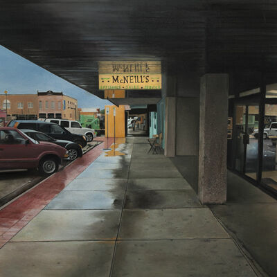 James Zamora, 'McNeill's', 2017