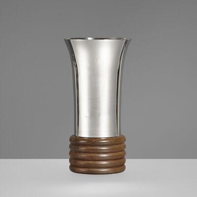 Jean E. Puiforcat, 'Vase'
