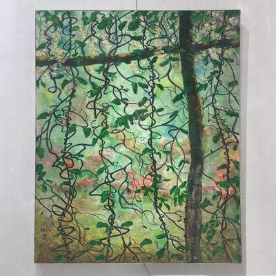 Wang Baolei 王保雷, 'Vine', 1996