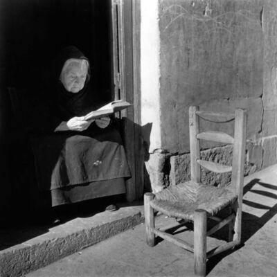 Fred Maroon, 'Woman in Doorway, Granada, Spain ', 1951