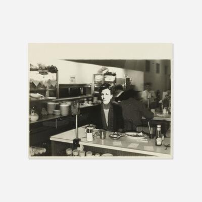 David Wojnarowicz, 'Rimbaud Series (Diner Counter)', 1979