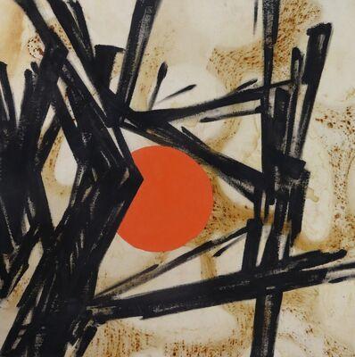Ben Allanoff, 'Orange  Ball', 2020