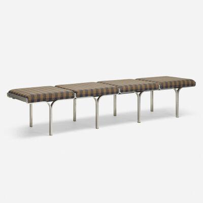 John Behringer, 'Link Bench, model 656', 1961