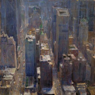 Derek Penix, 'New York City'