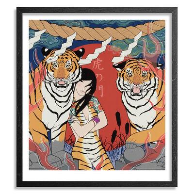 Yumiko Kayukawa, 'Tiger Gate ', 2016