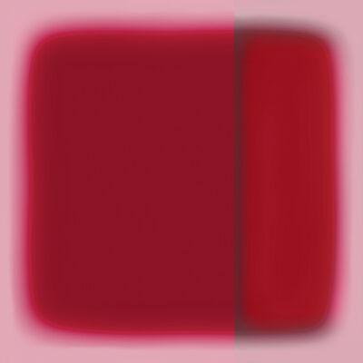 Kerstin Kubalek, 'Red/Red2', 2021