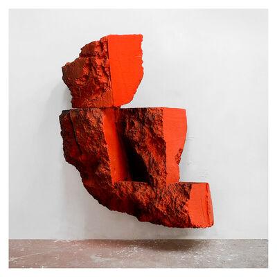 Jan Albers, 'rOckrOughrOuge', 2019