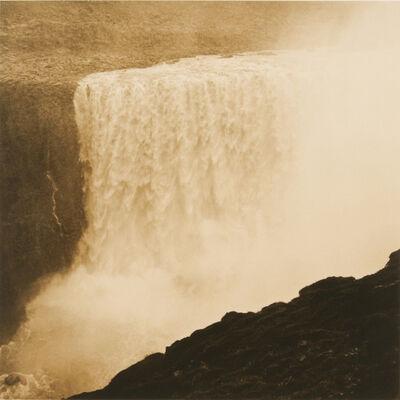 Rena Bass Forman, 'Iceland #8, Dettifoss', 2001